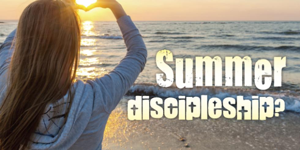 Freedom Kids Summer Discipleship Club