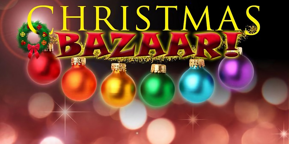 Christmas Bazaar Sale