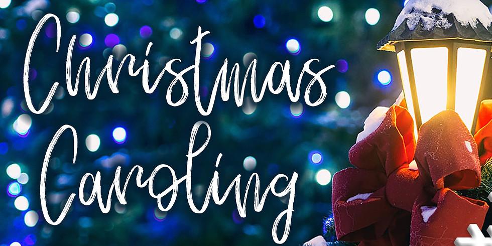 Christmas Caroling In The Neighborhood