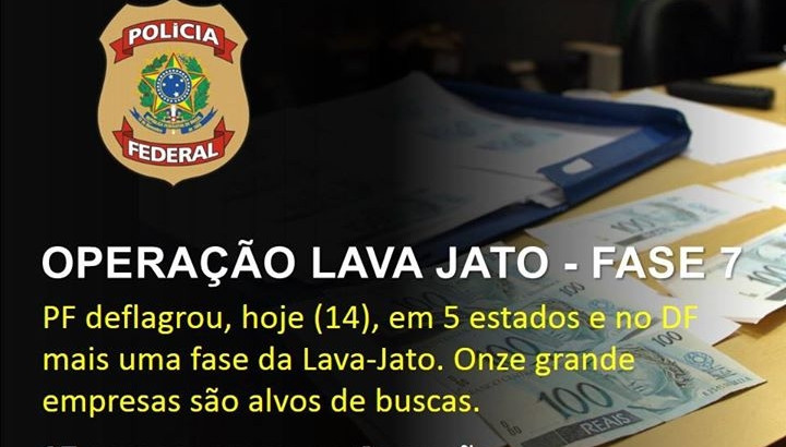 PF cumpre 27 mandados de prisão, além de bloquear cerca de R$ 720 mi
