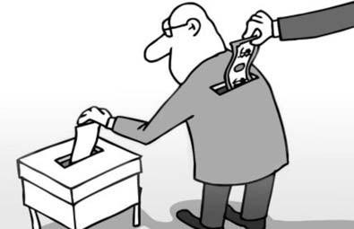 Compra e venda de votos é crime