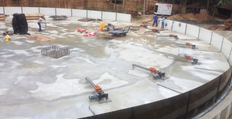 OSBr conhece as instalações do Samae