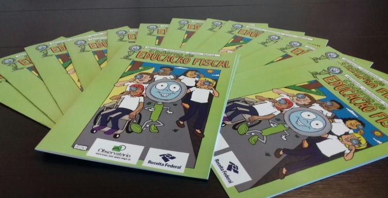 Começa amanhã o projeto Educação Fiscal nas escolas