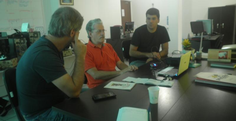 OSBr realiza reunião com OS Itajaí sobre educação fiscal