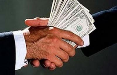 Estudo mostra evidências da corrupção mundial