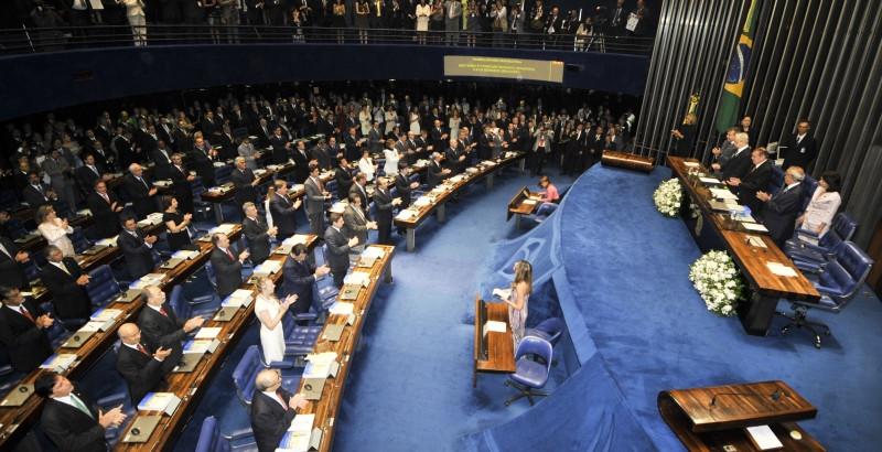 Maioria dos deputados e senadores é parente de políticos