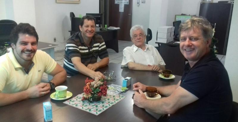 Dr. Jonas visita instalações do OSBr