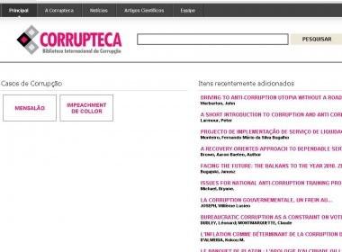 Lançada a maior biblioteca digital sobre corrupção do mundo