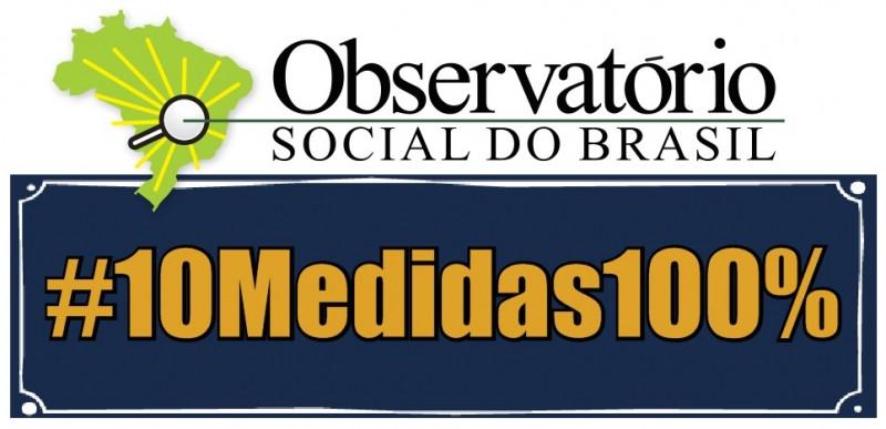 OSB divulga nota contra decisão que altera as 10 medidas contra a corrupção