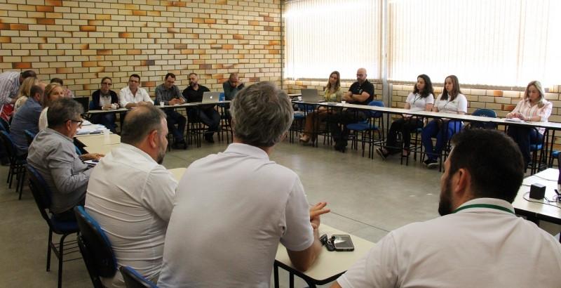 OSBr se reúne com coordenadores de cursos da Unifebe