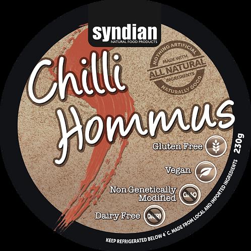 Chilli Hommus