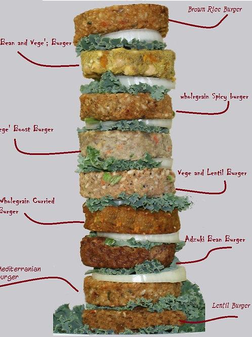 Syndian Burger in bulk