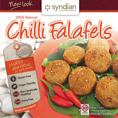 Chilli Falafel