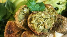 The Origins of the Super Green Falafel