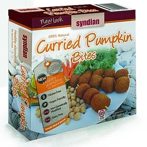 Curried Pumpkin Bites