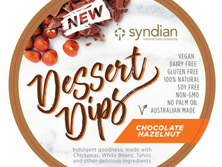 New Product Alert: Dessert dips