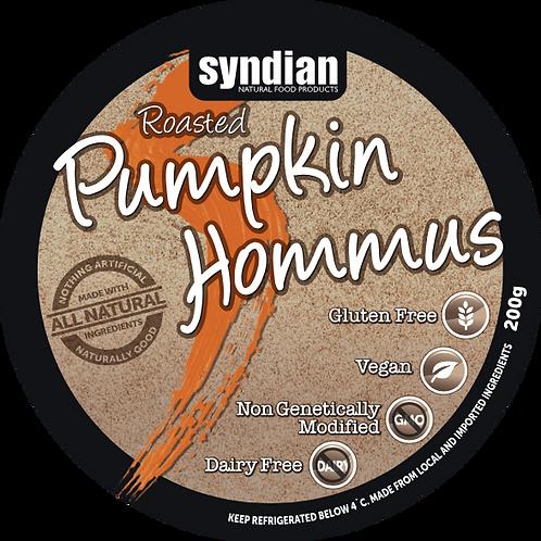 Pumpkin Hommus