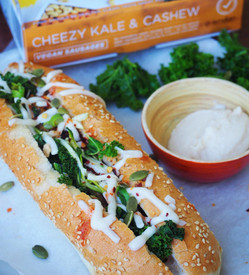 Sausage Recipe: Guest post by @sydneyveganguide