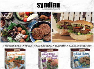 Syndian foods now available in the USA!