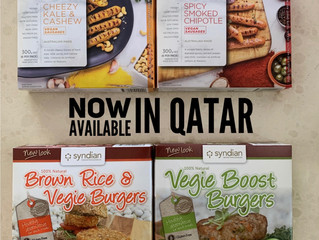 Syndian Foods in Qatar!