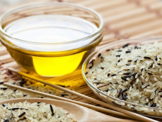 Oil used at Syndian - Rice Bran Oil