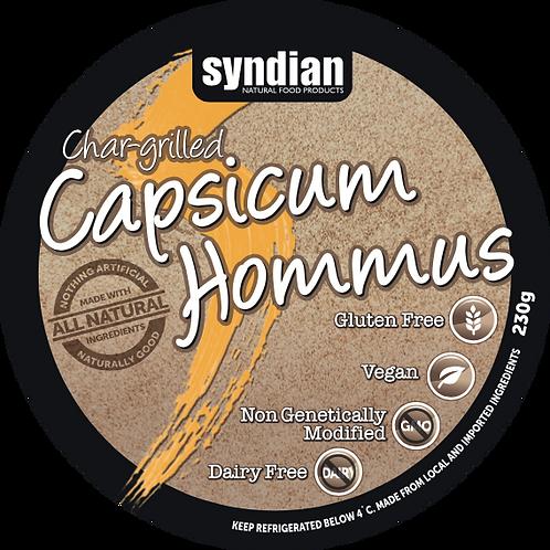 Capsicum Hommus