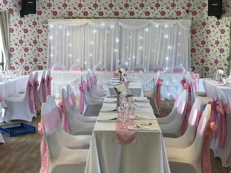 Function Room Wedding