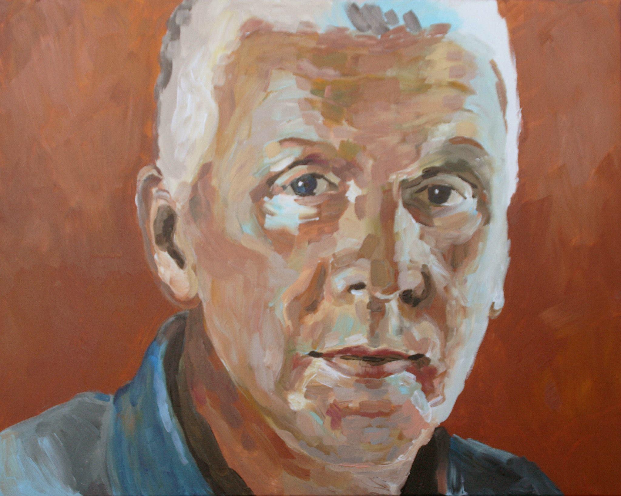 Portretschilderij Broer