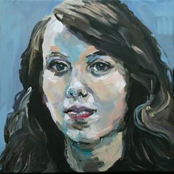 Portretschilderij Eliza