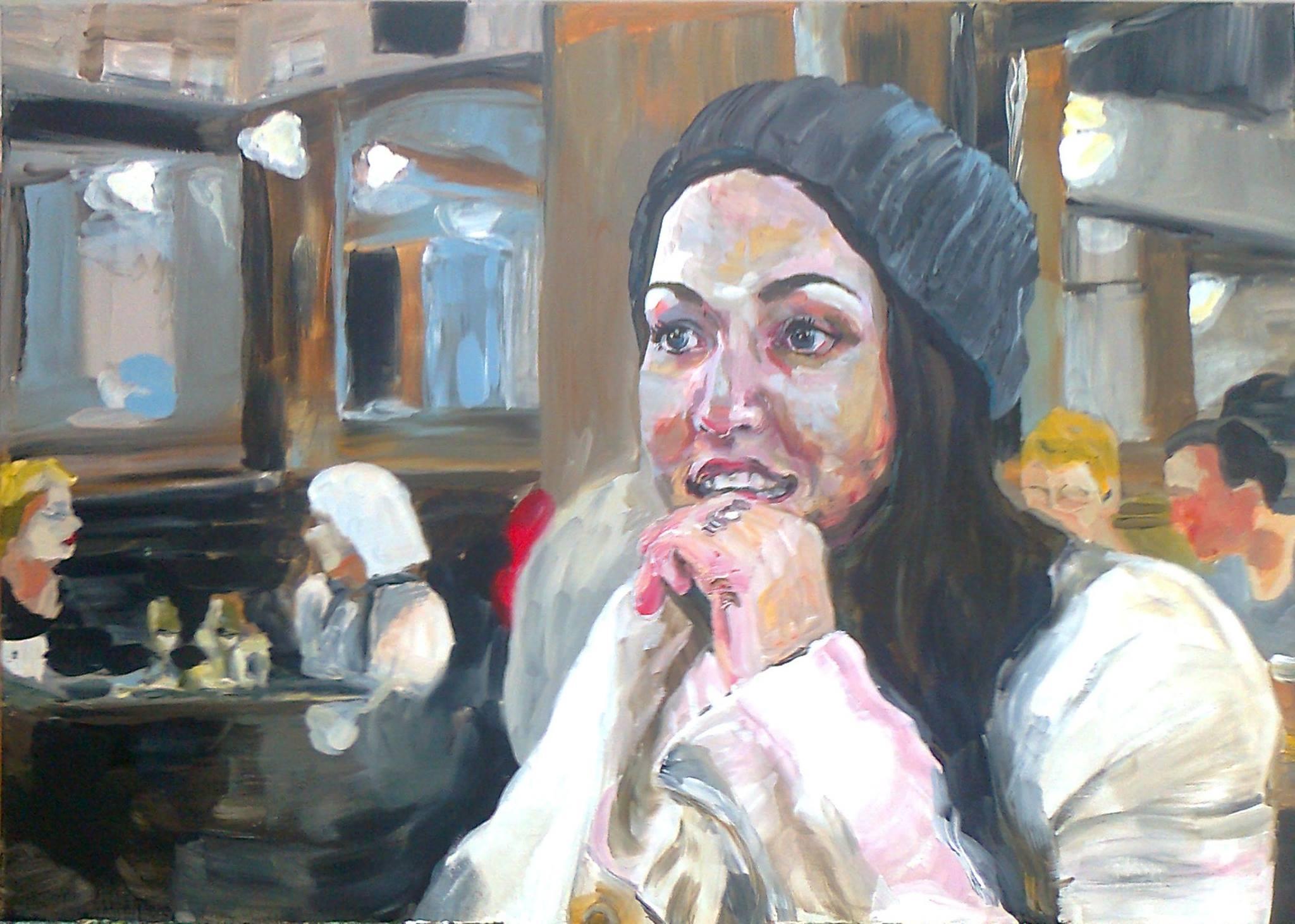 Schilderij Brinkman 2