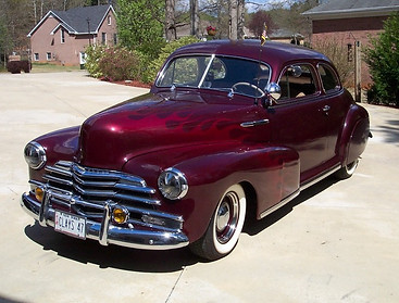 1947 Chevy Fleetmaster Coupe