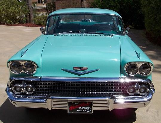 1956 Chevy Impala