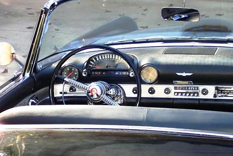 1955 Ford T-Bird