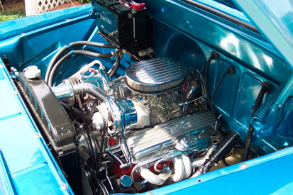 1956 Chevy 3100 Stepside Pickup