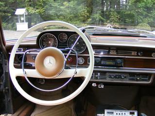 1967 Mercedes-Benz 250 SE