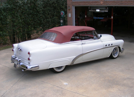 1953 Buick Special Convertible
