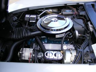 1978 Corvette Silver Anniversary