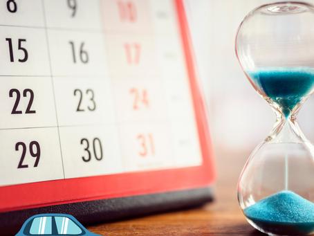 Confira: Prorrogações dos prazos para procedimentos de trânsito