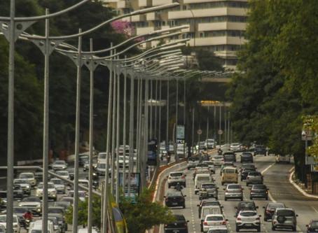 #IsolamentoSocial: São Paulo terá rodízio de veículos mais restrito a partir de segunda