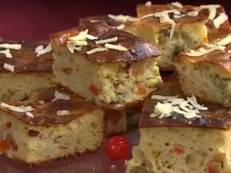 Facilidade e sabor: Receita Torta de Palmito no liquidificador