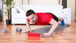 Especialista recomenda cuidados com a prática de exercícios físicos em casa durante a pandemia