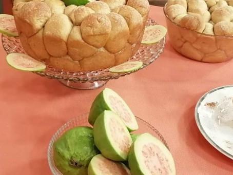 Chef Guga Rossi mantém tradição familiar com receita de bolo bolhas