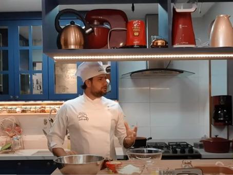Dia Nacional do chef de cozinha: Celebre a data com uma receita que d'água na boca