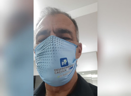 #Dicas: Saiba a maneira certa de usar máscara para se proteger