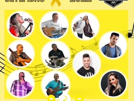 Boteco lança agenda musical para #SetembroAmarelo