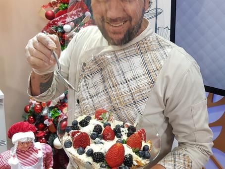 Que tal uma sobremesa para um Natal especial?