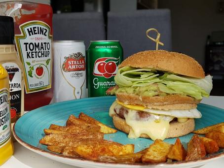 Celebre o Dia Mundial do Hambúrguer com uma receita especial