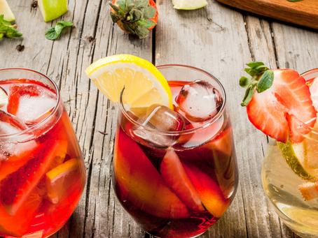 Drinks para brindar o Dia dos Namorados