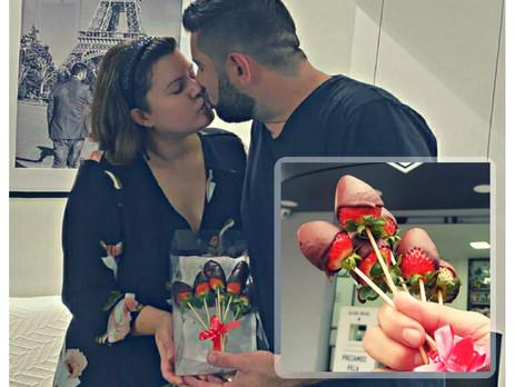 """Empresário da gastronomia inova em criação de buquê de """"flores"""""""