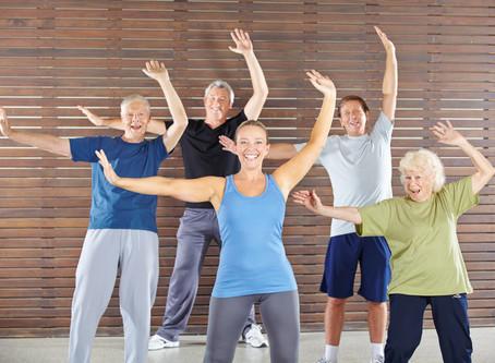 Atividade física rejuvenesce e retarda o envelhecimento com mudança de hábito